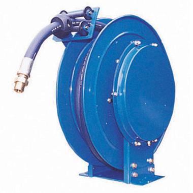 Water hose reels - Automatic - Plastic hose