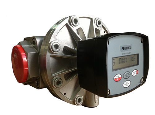Oval Gear Flowmeter - Series MOGF