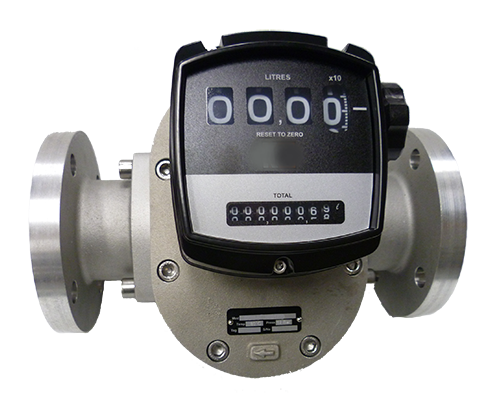 FLUIDEX Diesel Flowmeter with Mechanical Register