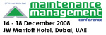 14th Middle East Maintenance Management Conference 2008