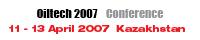 Oiltech 2007