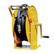 Water hose reel -Manual - Ruber hose