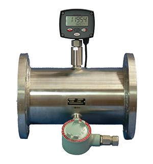 Turbine Flowmeter