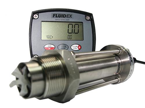 Paddle Wheel Flowmeter - Series PWF2500